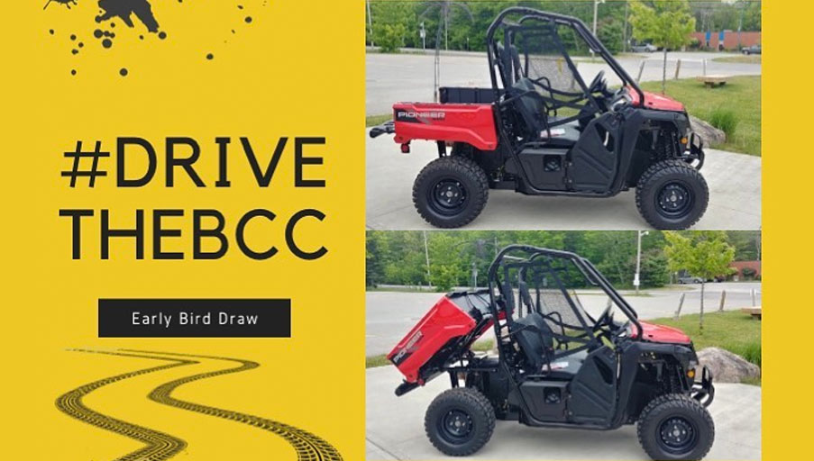 Drive The BCC