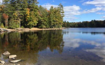 Come to Buckhorn to Enjoy the Fall Colours